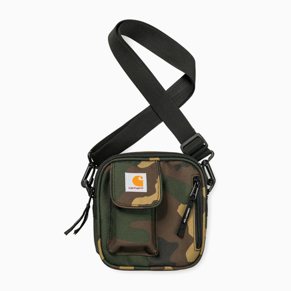 칼하트WIP에센셜 백ESSENTIALS BAG, SMALLCAMO LAUREL