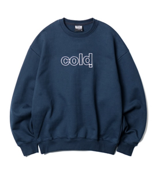 네스티팜NASTY WINTER SWEATSHIRT NAVY (NP18A057H)