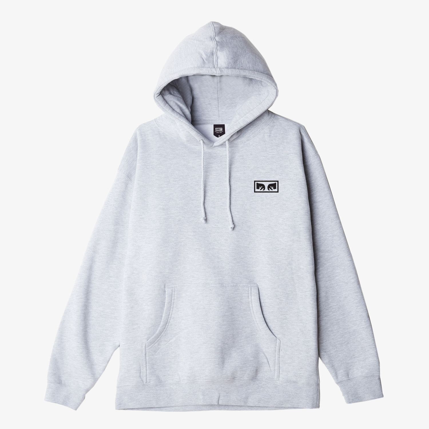 오베이노원 후드NO ONE HOODHEATHER GREY